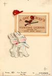 Rabbits with hunting sign