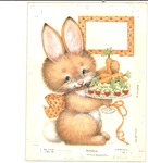 Rabbit with vegetables