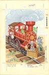 Mice and train engine