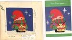 Greeting card art, Christmas card art & card