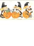 Pumpkin pie Halloween