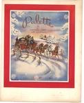 Christmas card advertisement