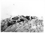 WWII Pacific Theater, combat photo: Japanese Army pillbox by Earl F. Dickinson