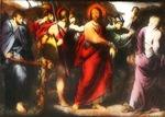 Victor Animatograph lantern slide: Christ taken captive