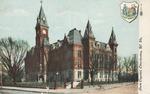 W.Va. state capitol, Charleston, W.Va., ca. 1915