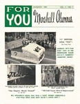 For You, Marshall Alumnus, Vol. 2, January, 1961, No. 2 by Marshall University