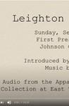 Leighton Ford Crusade by Leighton Ford