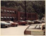 Flood damage, Gilbert Grade School, Mingo County, W.Va. Aug. 1972 by United States Army
