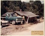 Flood damage, Gilbert Creek Hollow, Mingo County, W.Va. Aug. 1972 by United States Army