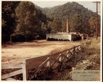 Flood damage, Ben Creek School, Mingo County, W.Va. Aug. 1972 by United States Army