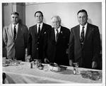 William Birke, Walker Long, Col. Long, Edward Long, 1954