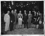 Vinson family reunion, Aug. 25, 1946
