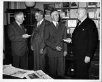Management of Huntington Pub Co., ca. 1950