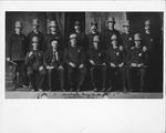 Huntington W.Va. Police Dept., 1903 or 1904, Chief Morris Davis