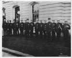 Huntington W.Va. Police Dept., 1907 & 08, Chief J. M. Ross, Jr.