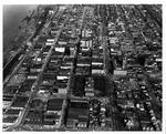 Aerial view of downtown Huntington, W.Va., 1965