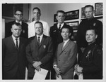 New Huntington Police Dept. promotions and retirements, 1966