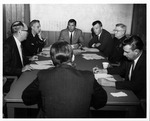 Huntington Police officer interview Board, 1969-70
