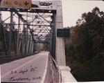 Bridge across Big Coal River, Peytona, Boone County, W.Va.