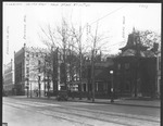 3rd Ave at 12th Street, looking southeast, Huntington, W.Va.