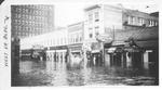 1937 flood, E side of 9th St, S of 4th Ave, Huntington, W.Va.