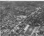 Fairfield Area, showing Fairfield Stadium Huntington, W.Va.