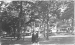 R. Page Aleshire at White Sulphur Springs, W.Va.