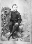 Lee Hedges, ca. 1890's by P. C. Hunter