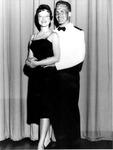 Carol Sue McKinney & Kennth James at US Naval Academy dance, June 4, 1962