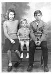 Children of Monis & Hallie Brammer Stanley, 1945