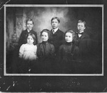 Children of J. A. Riffe, Hinton, W.Va.,1900