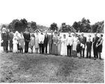Wedding of Sara K. Price & Anthony Lee Cremens, Oak Grove,WVa, Aug 5, 1972
