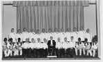Beckley Male Chorus, to benefit WWII soldiers, Dec. 10, 1943