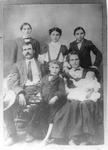 Joseph Cox & Isabelle Cox family, Raleigh County, WVa