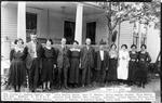 Julian F. Hawley family, Beckley, Raleigh County, WVa, June 4, 1922
