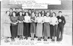 Journalism Class of 1933-34, Shady Springs High School, Raleigh County,WVa