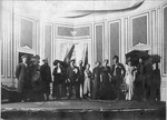 Cast of play