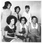 Sub Deb Club, Woodrow Wilson High School, 1973