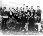 Houchins family cornet band, 1897