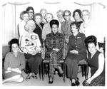 Beckley WVa, Rhodendron Garden Club members, 1973-74