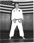 Bill Gray, instructor, Chikara Judo Club, Beckley,WVa.