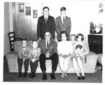 Family of Mr. & Mrs. Martin Scarfino, Family of the Year by Orchard Valley Woman's Club
