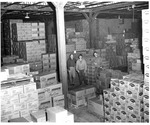 Warehouse of Charles Crook Produce Co., Beckley, WVa, 1974