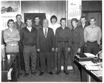 Day crew of Charles Crook Produce Co., Beckley, WVa, 1974