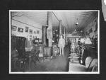 Turner & Ware Furniture Store on Main Street, Beckley,WVa, 1926,