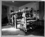 William Henry Miller's newstand, Beckley Hotel, Beckley,Wva, 1928