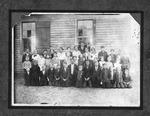 Crab Orchard, Raleigh County, WVa, School, 1914-1915
