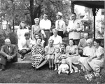 Harlow Warren family, taken before 1947, Raleigh County,WVa