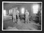Coe Allen Blacksmith Shop, City Ave, Beckley,WVa, ca. early 1900's
