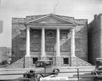 First Christian Churchh, downtown Beckley, W.Va., ca. 1929